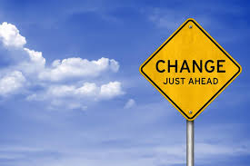 Change Is A New Opportunity