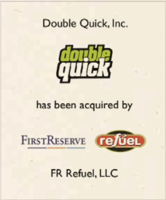 Case Study: Matrix Announces the Successful Sale of Double Quick, Inc.