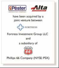 Case Study: Matrix Announces the Successful Sale of Pester Marketing Company d/b/a Alta Convenience