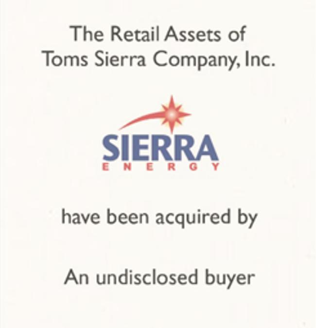 Case Study: Matrix Announces the Successful Sale of Toms Sierra Company, Inc.